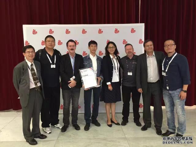 《我们15个》获IBC技术创新奖 与李安同台领奖技术潜能被激发