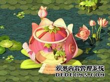 组图:童话OL最新资料片《拇指姑娘》